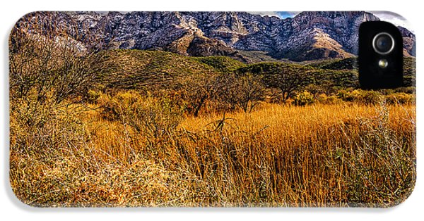 IPhone 5 Case featuring the photograph Here To There by Mark Myhaver