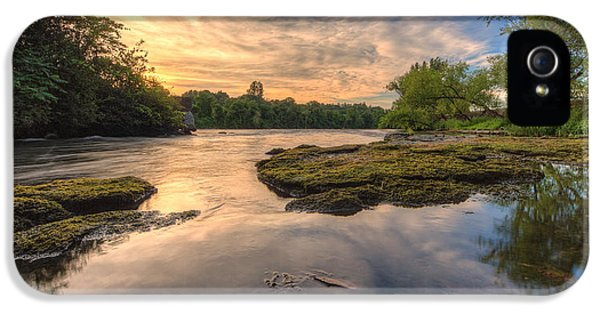 Hidden River IPhone 5 Case by Everet Regal