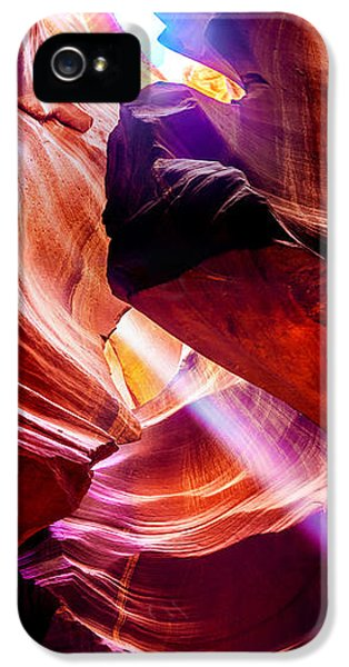 Hideout IPhone 5 Case by Az Jackson