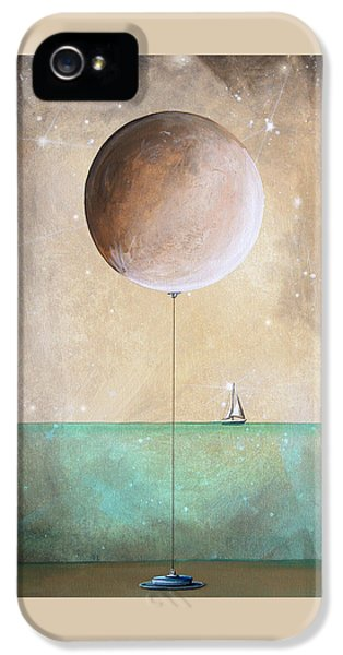 High Tide IPhone 5 Case by Cindy Thornton