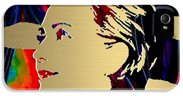 Hillary Clinton Gold Series IPhone 5 Case
