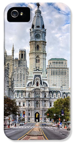 Historic Philly IPhone 5 Case by JC Findley