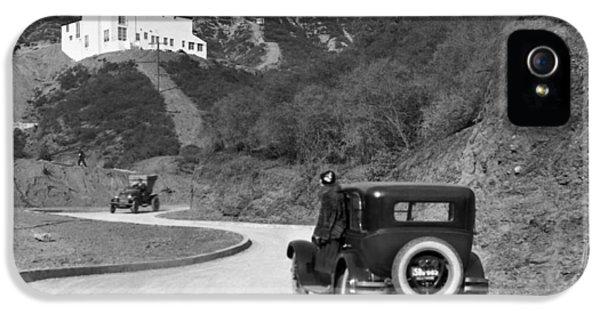 Hollywoodland IPhone 5 Case