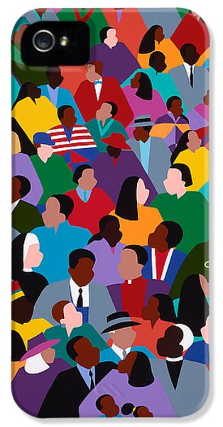 iPhone 5 Case - How Long Not Long by Synthia SAINT JAMES