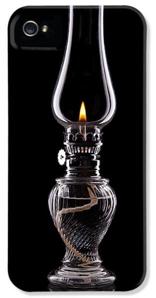 Hurricane Lamp Still Life IPhone 5 Case