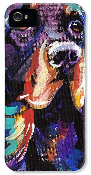 I Love Gordon IPhone 5 Case by Lea S