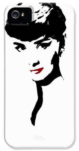 Icon Of Beauty IPhone 5 Case by Steve K
