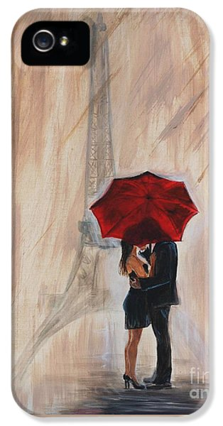 Louvre iPhone 5 Case - I'm Yours by Leslie Allen