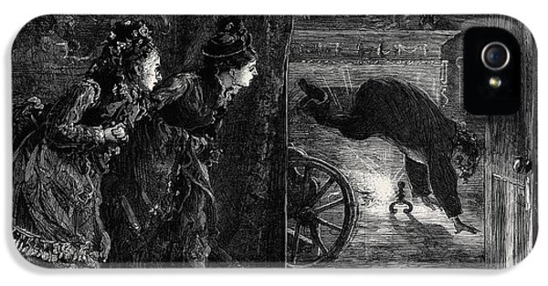 Image Accompanying The Law And The Lady A Novel, Chapter IPhone 5 Case by English School