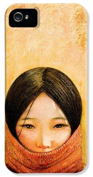 Image Of Tibet IPhone 5 Case by Shijun Munns