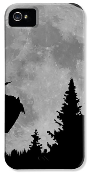 Indian Moon IPhone 5 Case