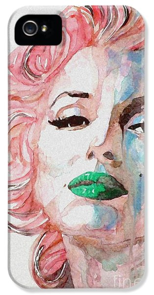 Insecure  Flawed  But Beautiful IPhone 5 Case by Paul Lovering