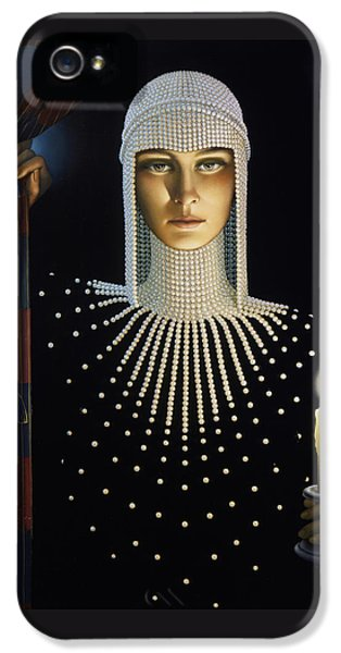 Intrique IPhone 5 Case by Jane Whiting Chrzanoska