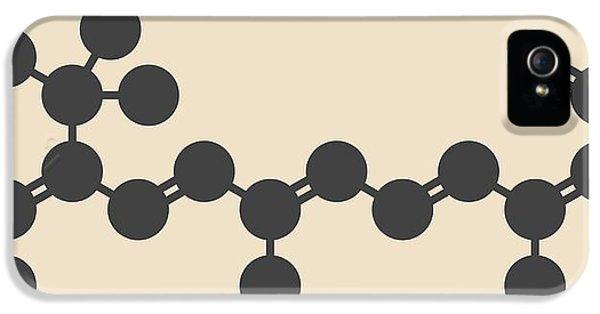 Isotretinoin Acne Treatment Drug Molecule IPhone 5 Case by Molekuul