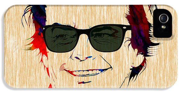 Jack Nicholson Collection IPhone 5 Case by Marvin Blaine