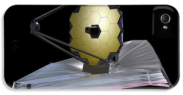 James Webb Space Telescope IPhone 5 Case by Nasa