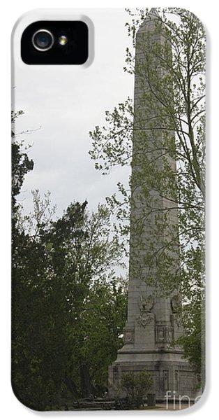 Jamestown Tercentennial Monument IPhone 5 Case