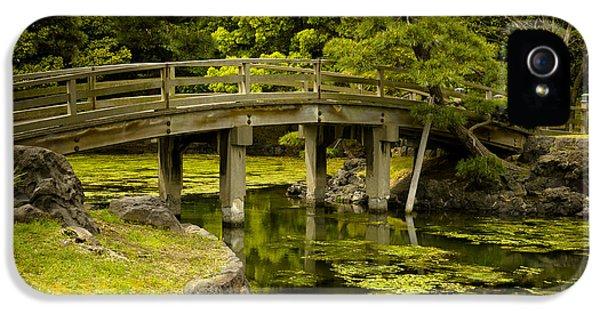 Japanese Garden Tokyo IPhone 5 Case