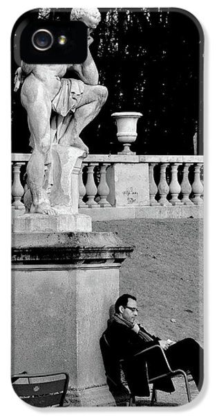French iPhone 5 Case - Jardin Du Luxembourg by St??phane Breton