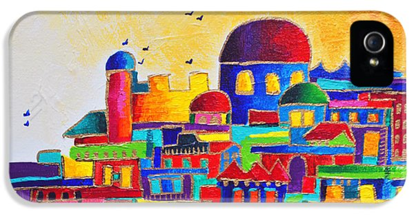 Jerusalem IPhone 5 Case