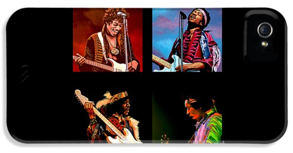 Jimi Hendrix Collection IPhone 5 Case