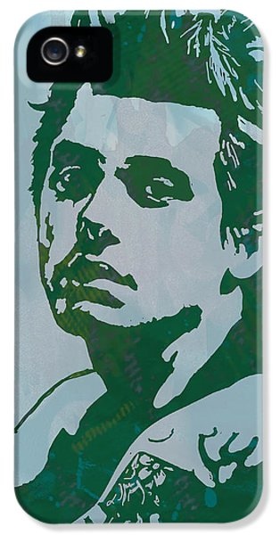 John Mayer - Pop Stylised Art Sketch Poster IPhone 5 / 5s Case by Kim Wang