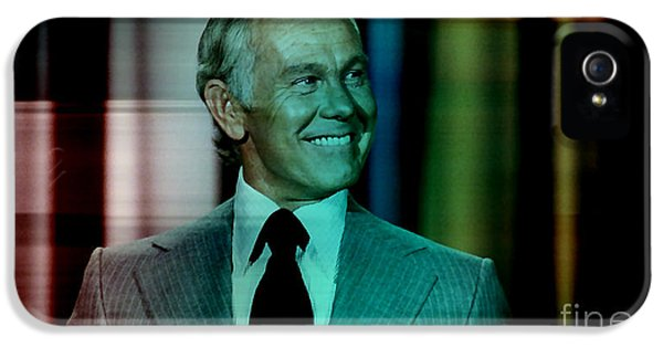 Johnny Carson IPhone 5 Case
