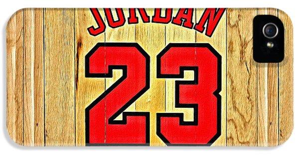 Jordan 23 Poster IPhone 5 Case