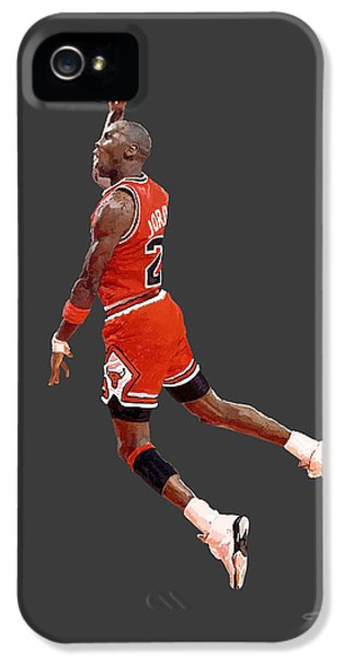 Jordan IPhone 5 Case