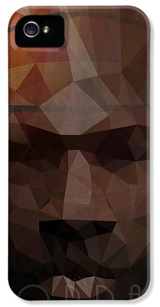 Wizard iPhone 5 Case - Jordan by Daniel Hapi