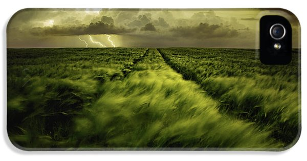 Journey To The Fierce Storm IPhone 5 Case