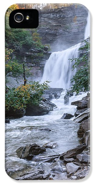 Kaaterskill Falls IPhone 5 Case