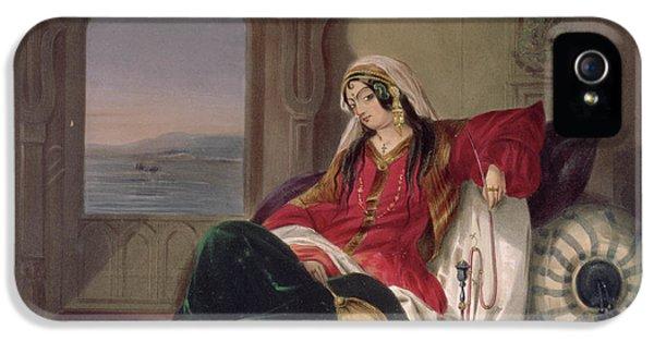 Kandahar Lady Of Rank IPhone 5 Case by James Rattray