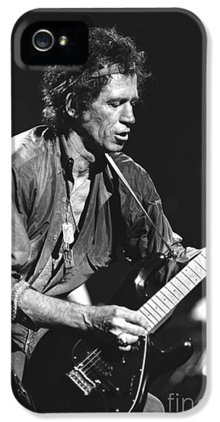 Keith Richards IPhone 5 Case