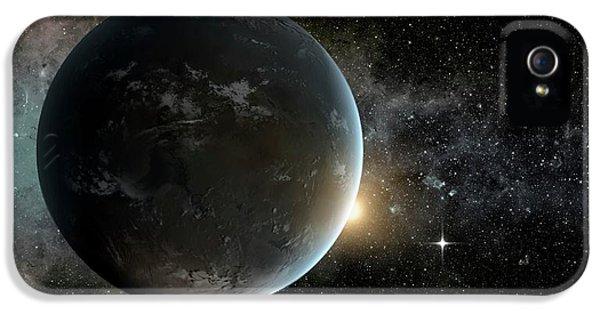 Kepler-62f IPhone 5 Case