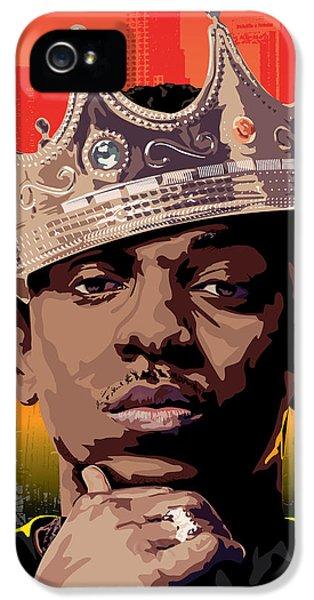 King Kendrick IPhone 5 Case
