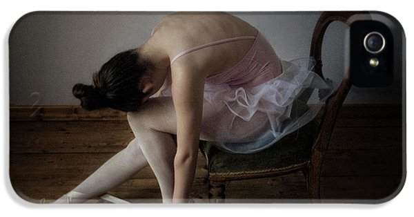 Dorset iPhone 5 Case - Kitkat, The Ballerina by Kenp
