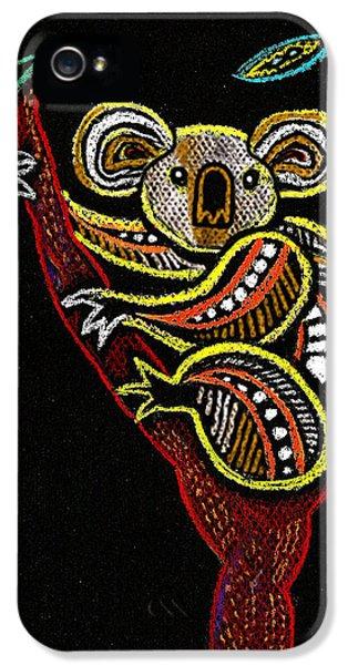 Koala IPhone 5 Case by Leon Zernitsky