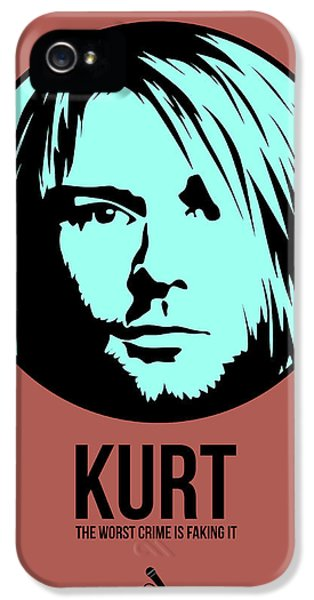 Kurt Poster 2 IPhone 5 Case