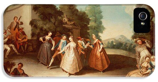 La Danse IPhone 5 Case by Philippe Mercier