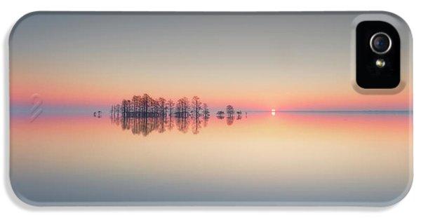 Lake Mattamuskeet Memory IPhone 5 Case