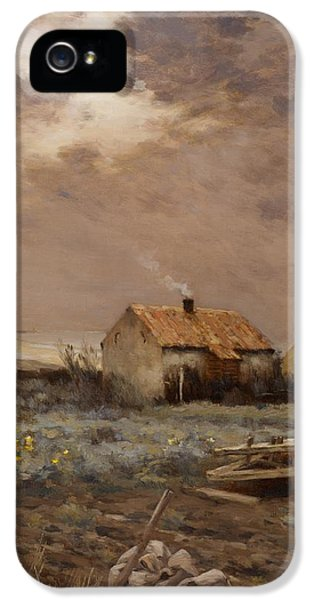 Landscape IPhone 5 Case by Jean Charles Cazin