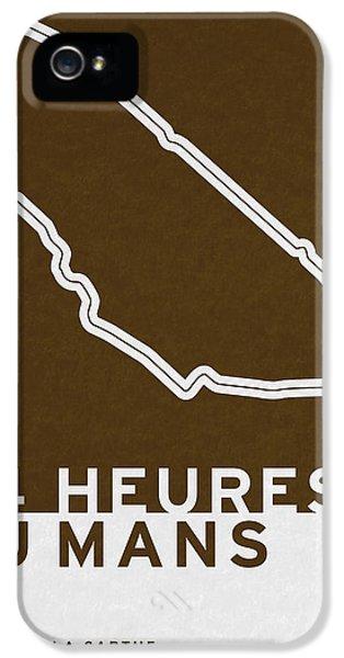 Legendary Races - 1923 24 Heures Du Mans IPhone 5 Case by Chungkong Art