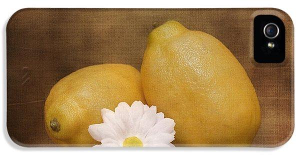Lemon Fresh Still Life IPhone 5 Case
