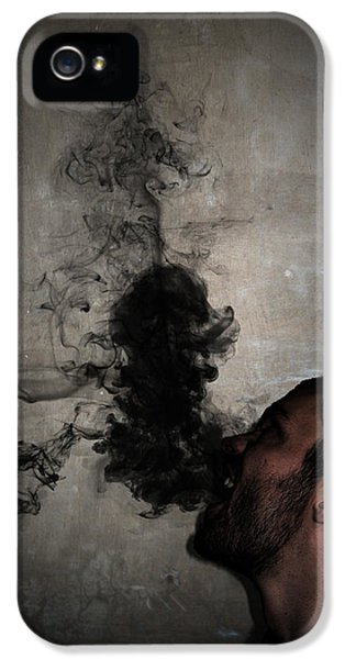 Letting The Darkness Out IPhone 5 Case