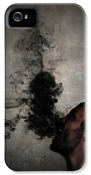 Letting The Darkness Out IPhone 5 Case by Nicklas Gustafsson