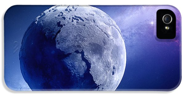 Lifeless Earth IPhone 5 Case