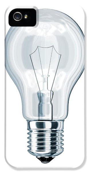 Light Bulb IPhone 5 Case