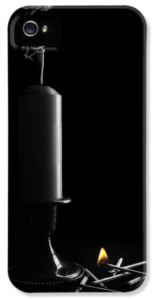 Lights Out Still Life IPhone 5 Case