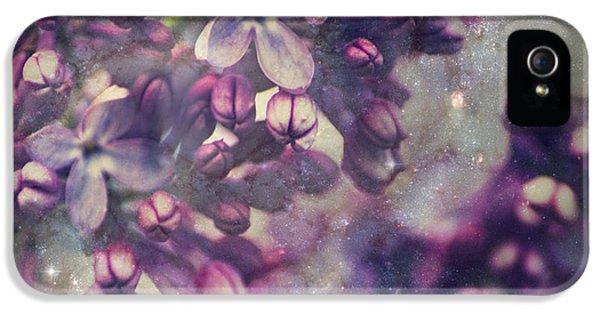 Lilac IPhone 5 Case by Yulia Kazansky